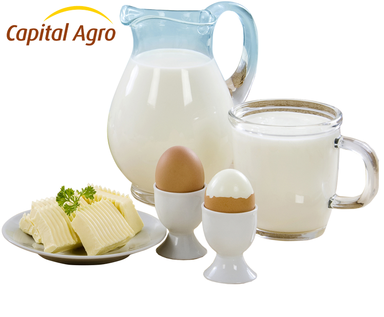 Capital Agro - one of the largest food producers in Eastern Europe