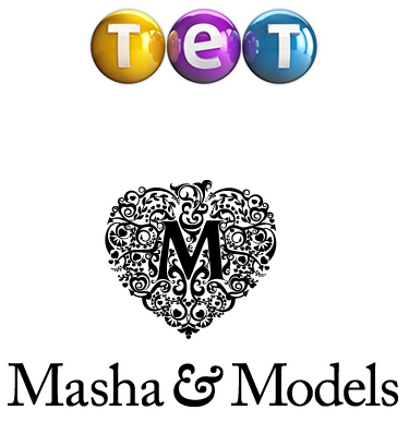 "Car Branding for TV Show ""Masha & Models"""